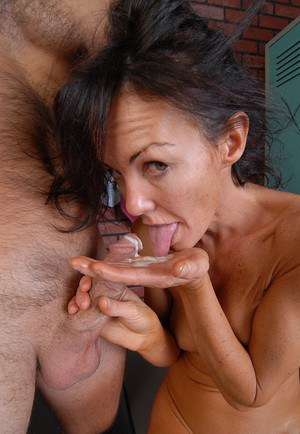 Granny Cum In Mouth Pics